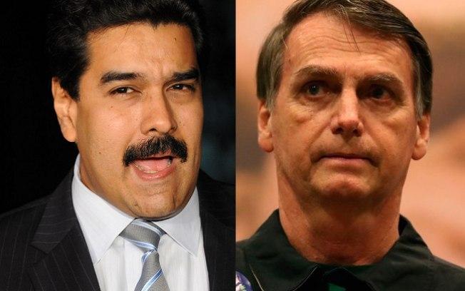 O PRESIDENTE VAI ÀS RUAS, AONDE? NA VENEZUELA?